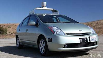 无人驾驶汽车,截至8月它们已经行驶了480,000公里.   高清图片