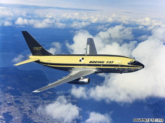 航空传奇:波音公司交付第7500架737飞机