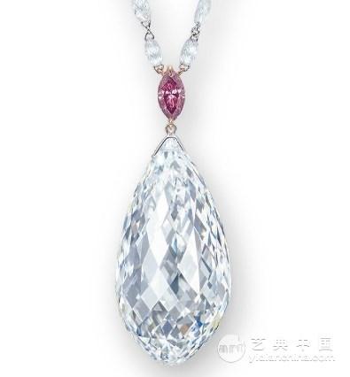 中国钻�����(c_75克拉完美巨钻获命名\