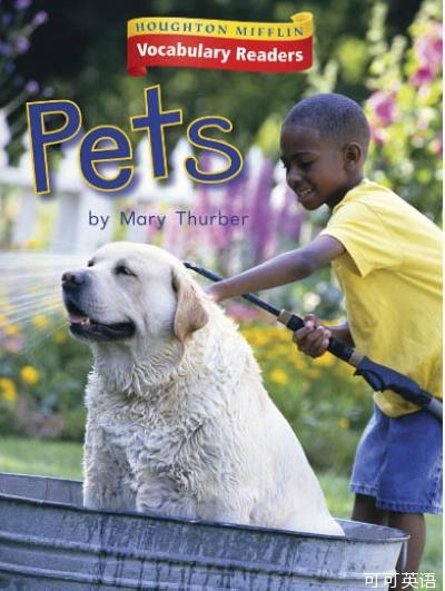 本书学习各种小宠物小动物的英语表达
