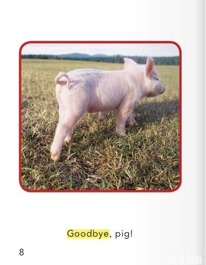 少儿英语学单词一年级 第3课:小猪坐下! Sit, Pi