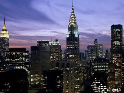 世界著名景点介绍:纽约市(英文介绍)