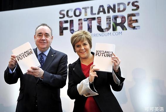 英属苏格兰发布独立白皮书