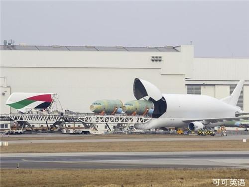 这是世界上最诡异外表的飞机吗?