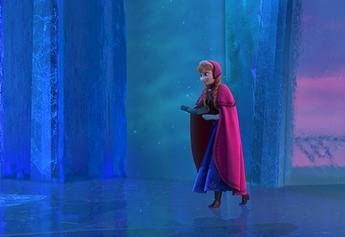 看电影学英语《冰雪奇缘》第18期:对抗雪怪