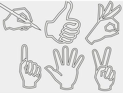 慎用10个手势 10 Hand Signals You Can t Use