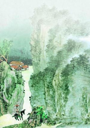 诗歌翻译:陆游-《游山西村》英文译文