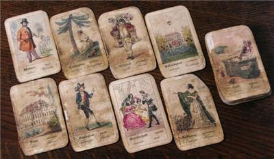 塔罗牌神话:世界上最被人误解的卡片的神奇起源