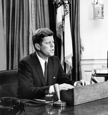 肯尼迪关于古巴导弹危机讲话.jpg