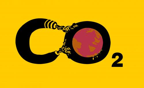 温室气体 二氧化碳