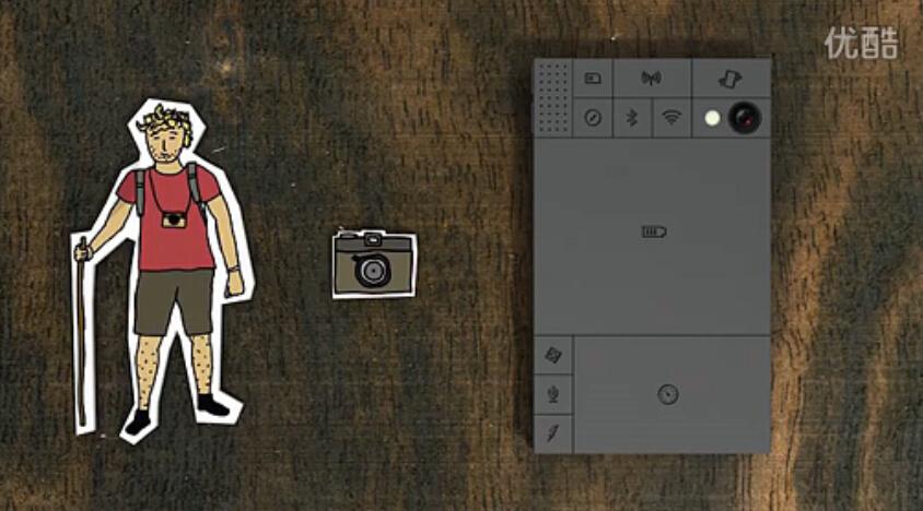 积木创意欧美(文本+视频+讲解):DIY广告手机P沈熠伦视频图片
