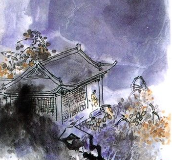 诗歌翻译:李煜-《相见欢·无言独上西楼》英文译文_英汉翻译素材 - 可可英语