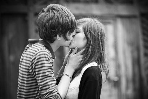 接吻是对健康有益的一件事