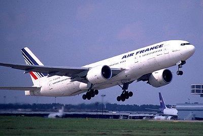 北京到巴黎的航班