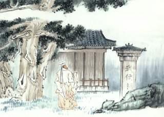 诗歌翻译:杜甫-《蜀相》英文译文