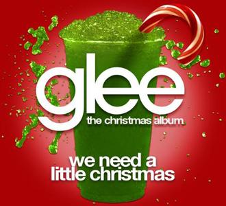 圣诞节新年歌曲 MP3 英文字幕 We need a little Christmas