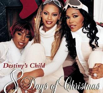 圣诞节新年歌曲 MP3 英文字幕 8 Days of Christmas