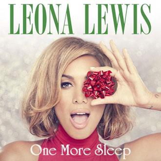 圣诞节新年歌曲 MP3 英文字幕 One More Sleep 再睡一会儿