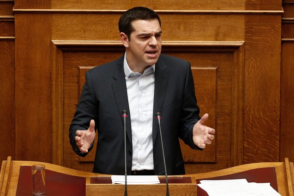 Greece will fulfill its anti-austerity promises to end the EU rescue plan on schedule.jpg