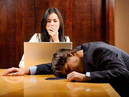 长期睡眠不足的恶果