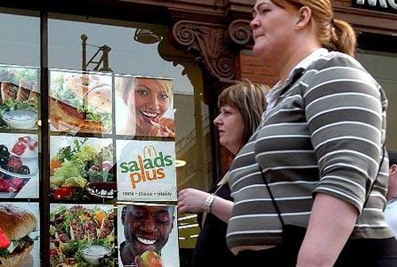 肥胖和国民健康