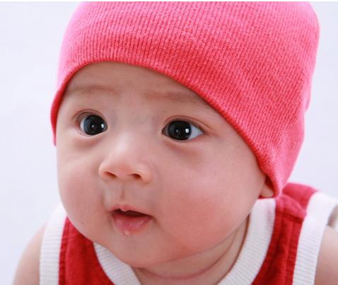 宝宝令人无法抗拒的吸引力