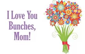 十句祝贺母亲节的英语!