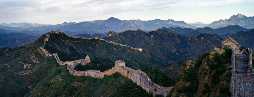 中英双语话中国旅游 第7期:长城自然概况(上)