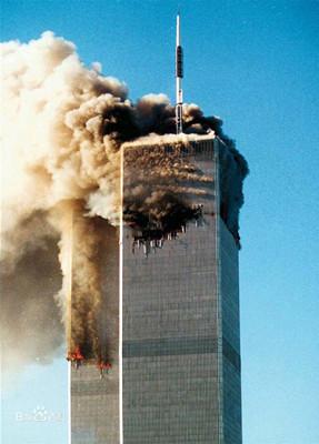数百人被从世贸双子塔中疏散