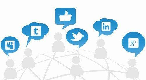 三分之一的人在使用社交网络