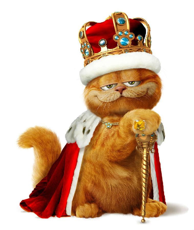 经典英文电影对白 第32期:加菲猫 场景2