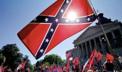 南卡罗来纳州枪击案引各方反思 州参议院通过移除邦联旗法案