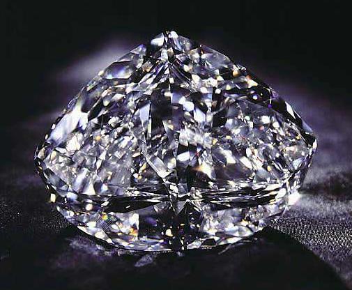 完美无瑕的钻石