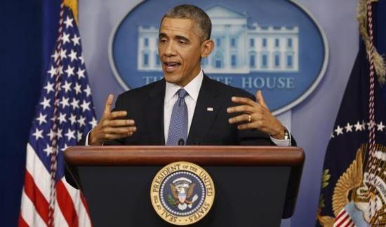 奥巴马提出新政策打击黑客