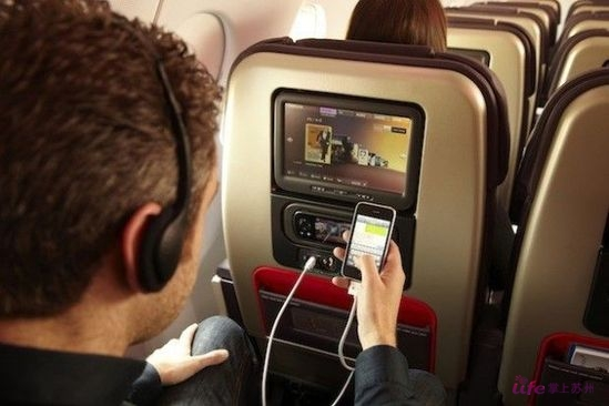 这句英语怎么说第185期(MP3+文本):在飞机上