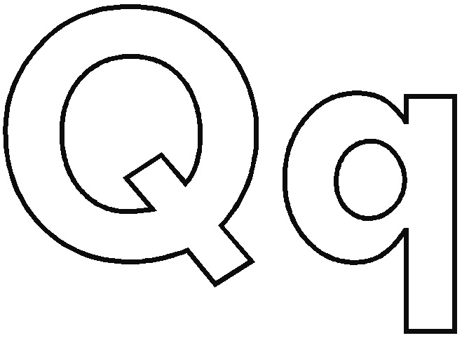 中级美国幼儿歌曲(mp3+歌词) 第110期:字母歌q