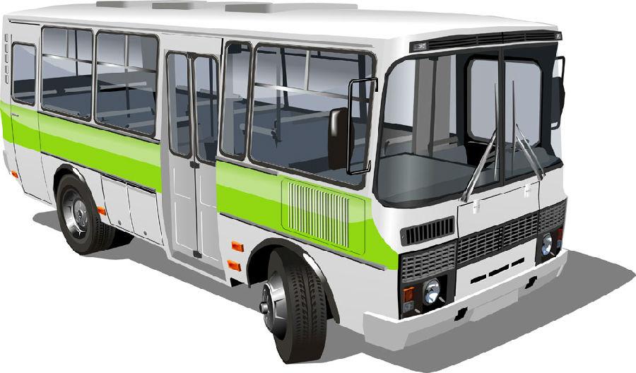 de the Bus 不坐公交車高清圖片