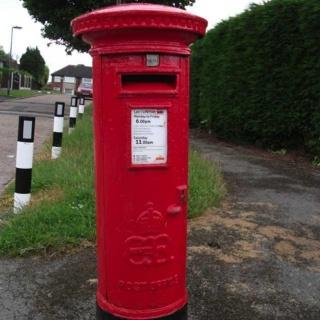 英国邮筒知多少