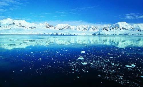 冰川融化的影响