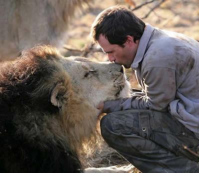 狮语者(凯文·理查德森)