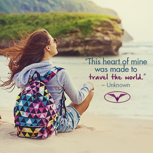我就是想要环游世界