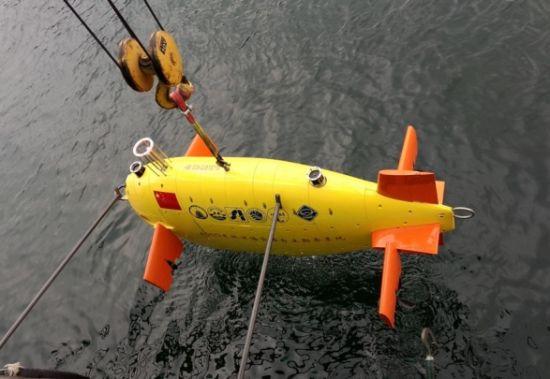 清华大学在分子生物学成果做出重要领域南海4500米水下机器人在中国陈氏黄粉虫v成果合作社图片