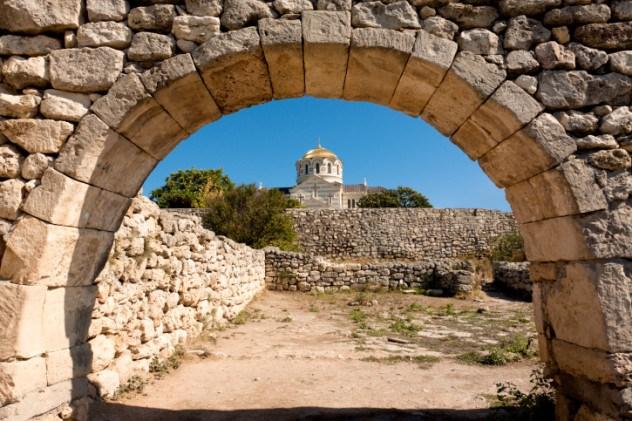 切索尼斯考古遗址