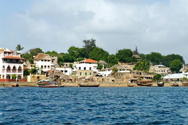 肯尼亚拉姆岛