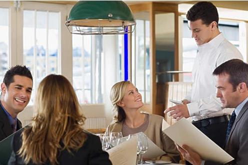 实境旅游英语(MP3+中英字幕) 第50期:在餐馆里