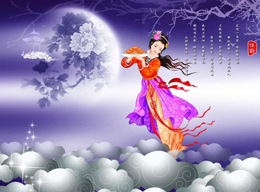 关于月亮的传说故事_中国关于月亮的神话传说都有哪些?需故事题目和内容-