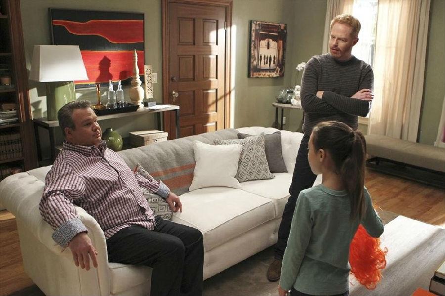 摩登家庭第六季MP3+中英字幕 第18期:儿子被