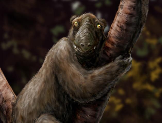 十种已经灭绝了的神奇动物(上)