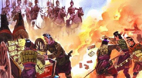 帝国明月:千年之前的大秦秦时(下)家具漫画的图片