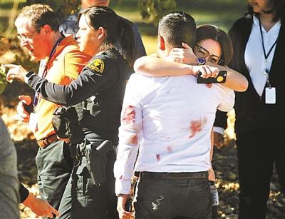 美圣贝纳迪诺枪击案两名嫌犯被击毙